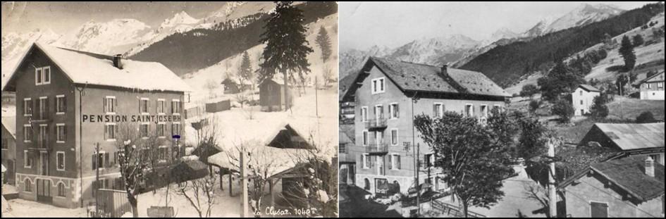 L histoire du d veloppement du tourisme du ski et du domaine skiable de la clusaz - Office de tourisme clusaz ...