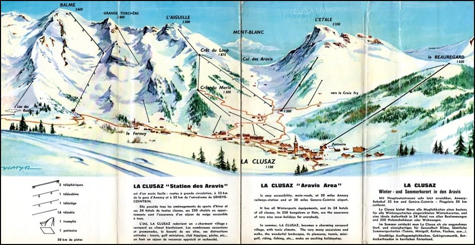 L Histoire Du D Veloppement Du Tourisme Du Ski Et Du