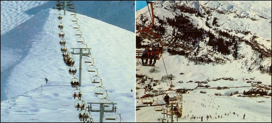 L histoire du d veloppement du tourisme du ski et du - Office du tourisme grand bornand chinaillon ...