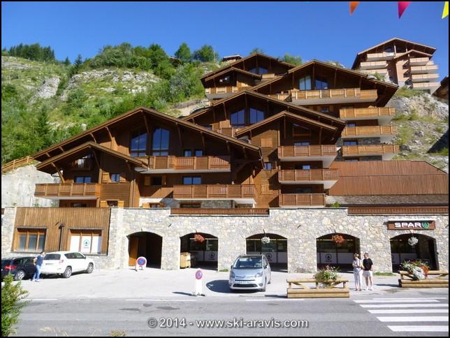 La station du grand bornand - Office du tourisme grand bornand chinaillon ...